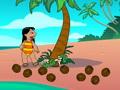 Лило и Стичь считаем кокосы